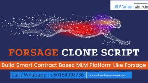 smart contract mlm software Forsage